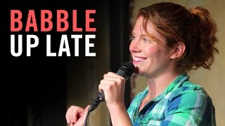 Stand-Up Comedy with Zoe Rogers | Babble Up Late  | Babble