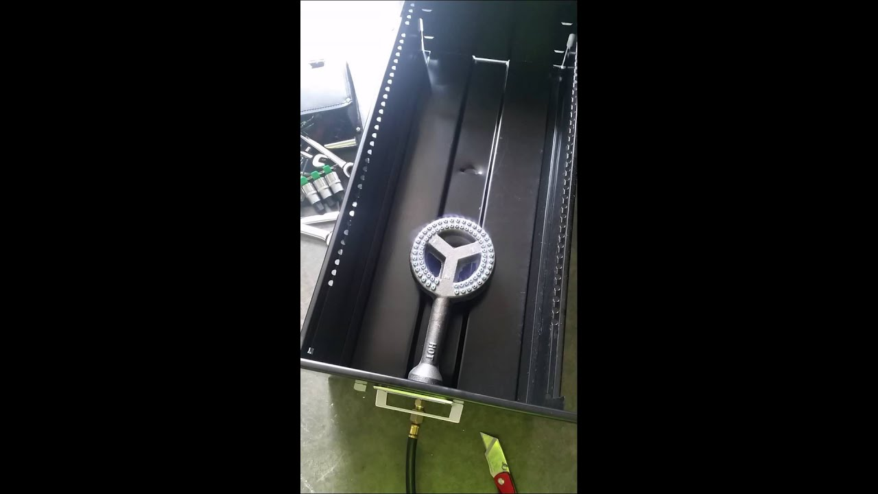 File Cabinet Smoker Project - YouTube