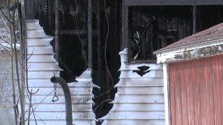 Three dead in Pittsfield fire