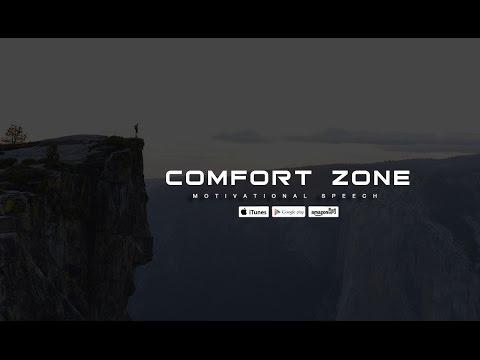 COMFORT ZONE Powerful Motivational Speech