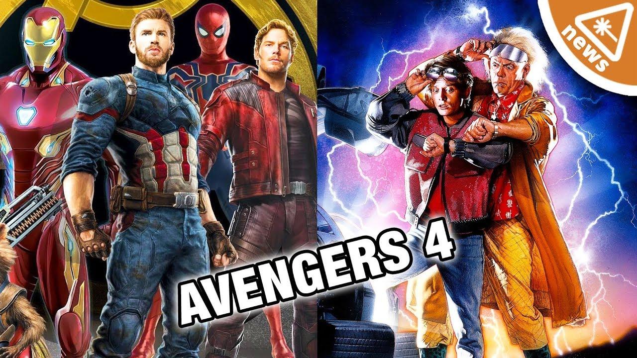 Avengers 4 News