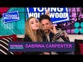 Sabrina Carpenter Plays Would You Rather?! | Young Hollywood