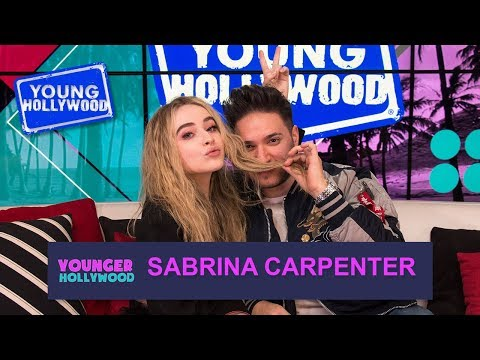 Sabrina Carpenter Plays Would You Rather?!  Young Hollywood
