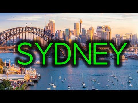 Sydney Australia Travel Tour 2020 4k