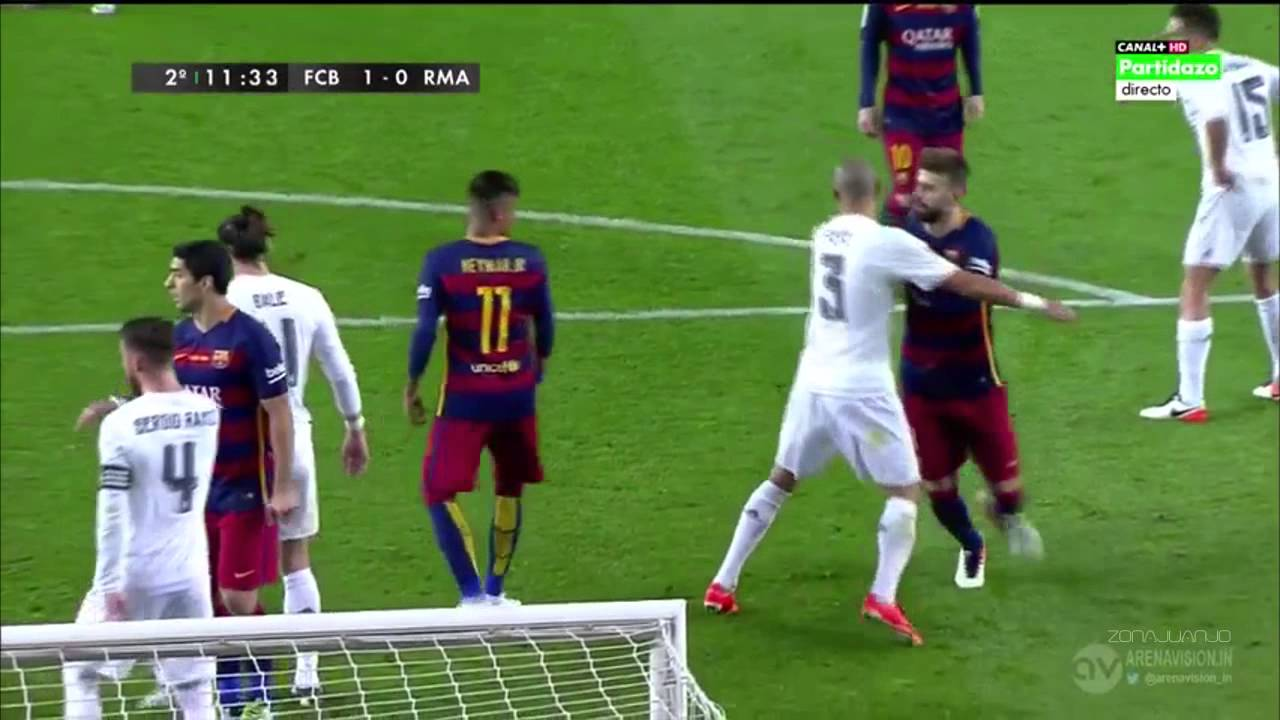 Barcellona-Real Madrid 2-1: highlights- Video Gazzetta.it