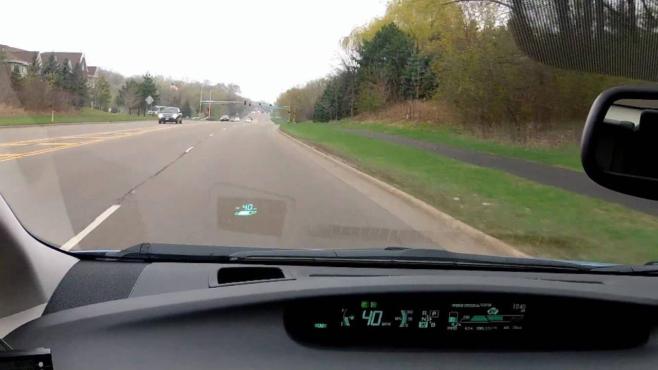 Prius Phv Headcam Youtube