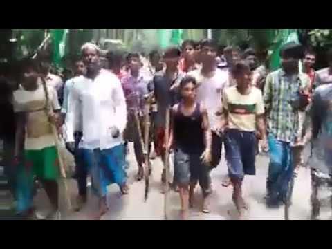 After Baduria Riot ,Bhasila , NORTH 24 PARGANAS, WEST BENGAL