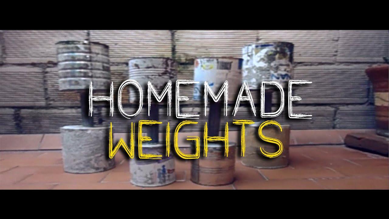 Homemade Wheel Weights : Homemade weights rocket fx youtube