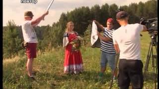 Съемки фильма в Кенозерье(, 2013-07-17T05:58:03.000Z)