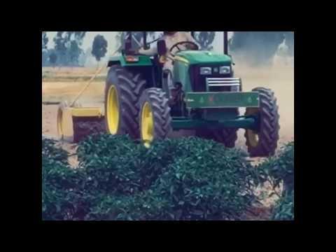 Johndeere5310 4x4 / Swaraj855 / Farmtrac60 #tiktok Farmer Videos / #pulkit_tomar