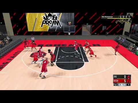 NBA 2K18 SID SICKSEVAN VOL 2  MOTIVATION