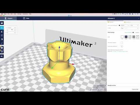 Ultimaker Releases Cura 2 7 | Print Your Mind 3D