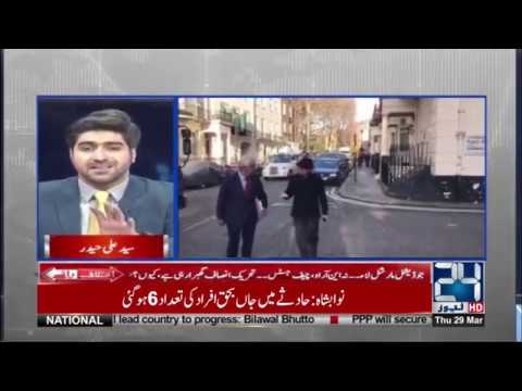 Ikhtilaf E Raye | 29 March 2018 | 24 News HD