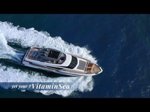 Luxury Yachts - Ferretti Group - #YourPrivateIsland, #GetYourVitaminSea. Ferretti Yachts