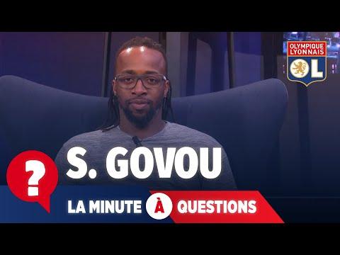 La minute à questions VS Sidney Govou