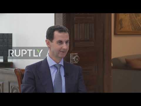 Syria: You cannot support police and thief at the same time - Assad on Kurdish issue