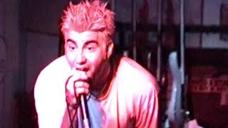DEFTONES live at Press Club Sacramento 1997