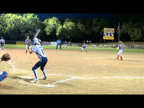 McAllister All Stars Softball Game 2012