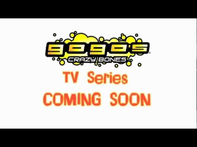Gogo S Crazy Bones Tv Show Trailer Youtube
