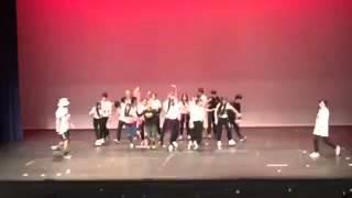 高雷中學2014-2015結業禮舞蹈社表演PART 3