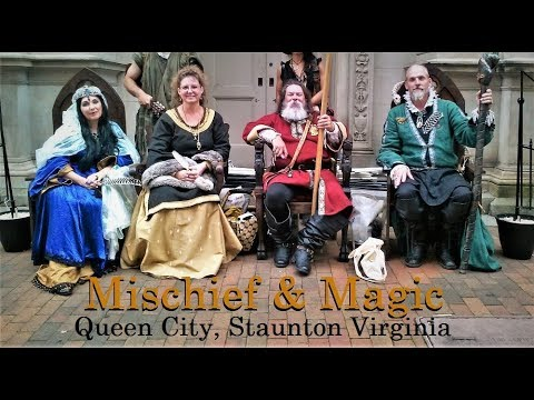 Magical Mischief & Magic at Queen City, Staunton VA! Costumes, Activities and SO much more!! - RDS