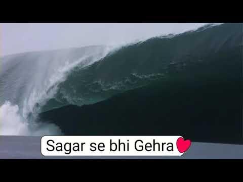 Sagar se bhi gehera Whatsapp Status|Christian whatsapp status | Aaghaz Band | Amit kamle