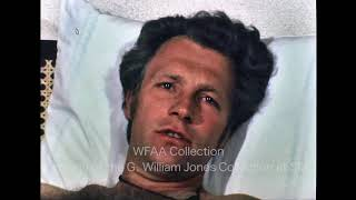 Evel Knievel In The Hospital - February 1974