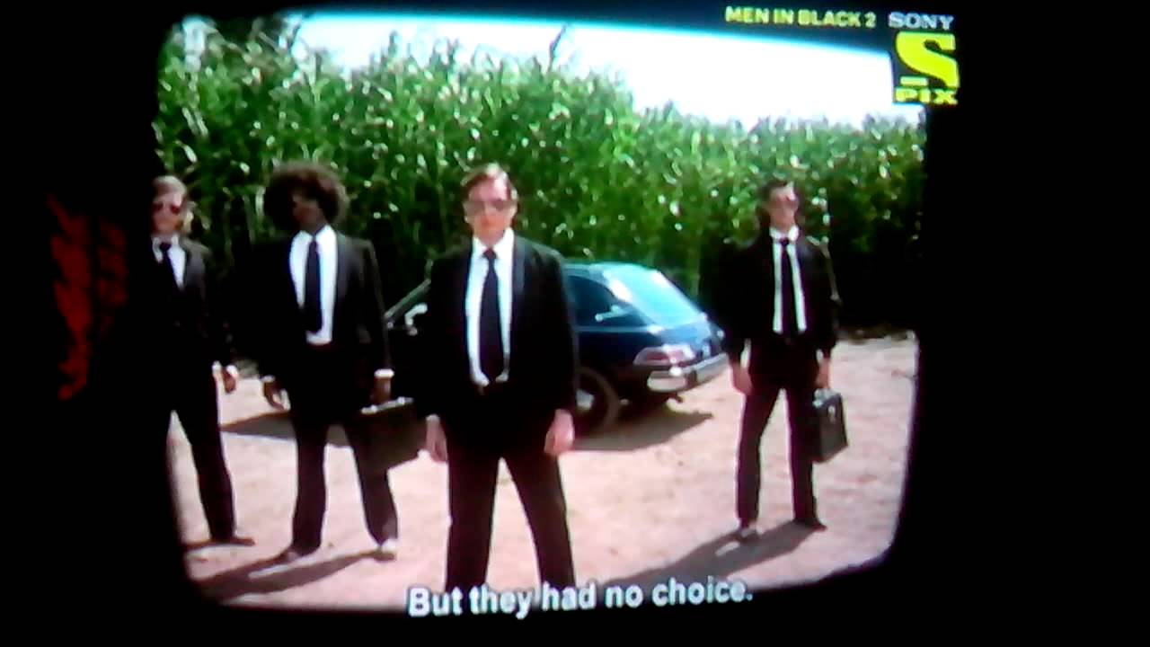 Men In Black 2 2002 Movie Opening Scene Intro Keep Us Safe From Aliens Throughout The Galaxies Youtube