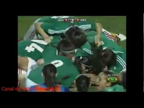 Selección Mexicana Femenil - The Harlem Shake