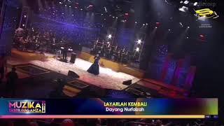 Layarlah Kembali LIVE - Dayang Nurfaizah Muzika Extravaganza 2018