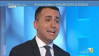 Myrta Merlino mostra il Minibot di Marco Tardelli, Luigi Di Maio: 'Possiamo chiamarli anche ...