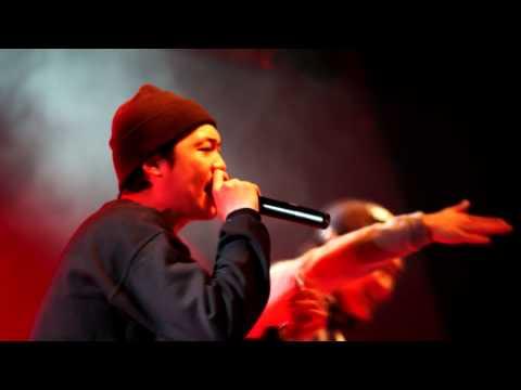 B-Free, Huckleberry P & Paloalto - Loco 2 (Live)