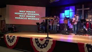 Sunday Service - July 5th 2020