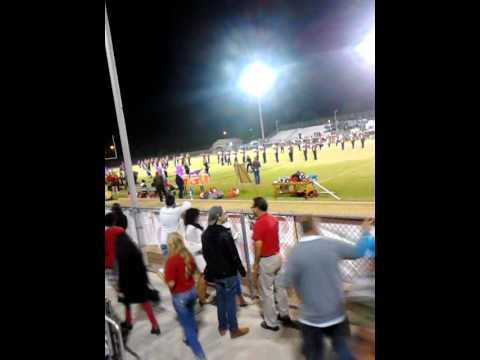 North High School Bakersfield Band Homecoming 2013 Youtube