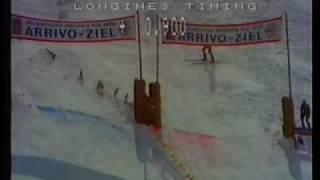 Ingemar Stenmark VS Gustav Thöni - Parallel Slalom - Val Gardena 1975