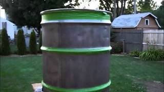 How To Build A Verticle Drum Smoker. Uds 55 Gallon Drum Smoker