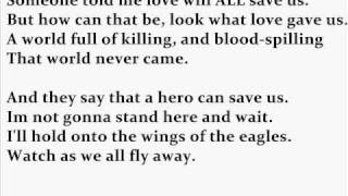 "Nickelback ""Hero"" -with lyrics and download link"