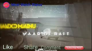 Yaar Di Gali (Lyrical Video | Nooran Sisters | Channo Kamli Yaar Di | WhatsApp status video by mws
