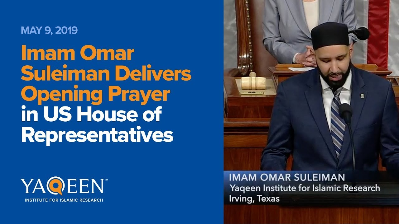 Anti-Zionist imam delivers opening prayers in US House | The