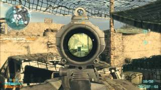 Medal of Honor 2010 - PC GAMEPLAY MAX GRAPHICS - 1080p - HD -