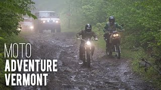 S4E6: Adventure Vermont. Moto.