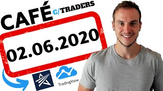 Café com Traders, Dividendos e Bitcoin