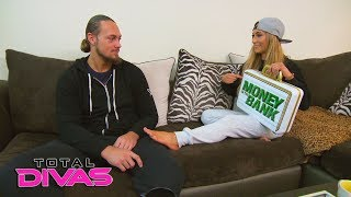 Carmella introduces her boyfriend, Big Cass, with a rap: Total Divas Preview Clip, Nov. 15, 2017