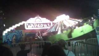 Wipeout Ride