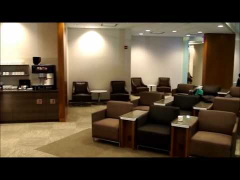 Plaza Premium Lounge - Toronto Int'l Airport - Domestic Concourse