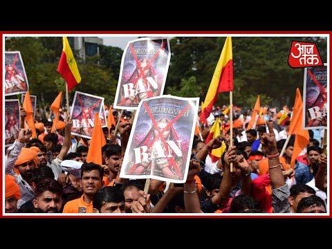 100 Shehar 100 Khabar | Agitation Against 'Padmavati' Intensifies All Over The Country