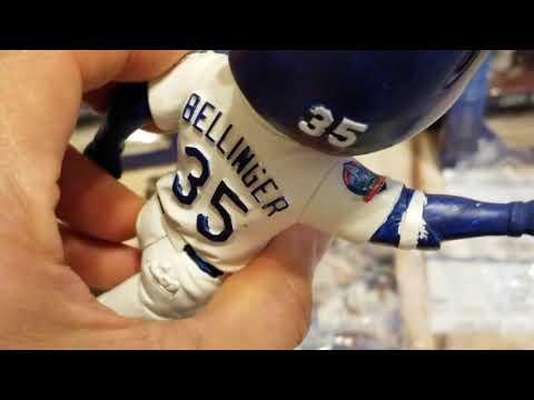 LA Dodgers Cody James Bellinger #35 Bobblehead Unboxing! 4 14 2019