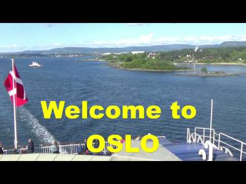 Copenhagen Denmark to Oslo Norway