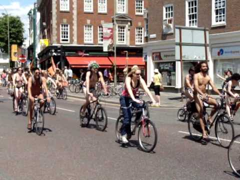 WNBR Naked Bike Ride 2009 Brighton (Old Stein)