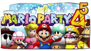 Mario Party 4 - 5 - Couchcom - Cookie For A Star